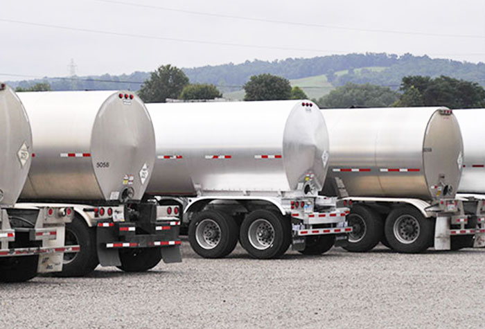 Liquid Asphalt Transport
